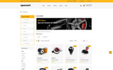 Spareart - Automobile Store OpenCart Template