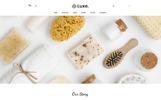 """Luxe Spa Store"" thème OpenCart adaptatif"