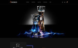"""Odorize Perfume Store"" thème OpenCart adaptatif"