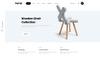 """WooCommerce Theme namens """"Fortsi - Furniture Store"""" Großer Screenshot"""