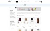 """WooCommerce Theme namens """"Fortsi - Furniture Store"""""""