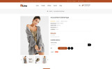 FLine - Fashion Store OpenCart Template