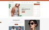FLine - Fashion Store OpenCart Template Big Screenshot