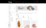 Funky Apparel Store PrestaShop Theme