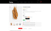 Funky Apparel Store PrestaShop Theme Big Screenshot