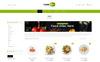 Food Box - Restaurant Store WooCommerce Theme Big Screenshot