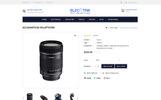 """""""Electra - Electronics Store"""" thème Shopify adaptatif"""