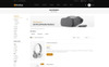Eloshop - Electronics Shop OpenCart Template Big Screenshot