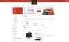 MonMart - Bags Store PrestaShop Theme Big Screenshot