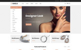 Shiels - Jewelry Store Template OpenCart  №83935