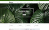 Greenery - Plant Store OpenCart Template Big Screenshot