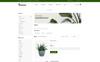 Greenery - Plant Store OpenCart Template Big Screenshot