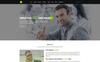 .See Website Business PSD Template Big Screenshot