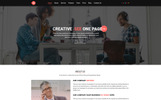 .See Website Business PSD Template