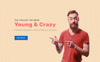 Glorious - Multipurpose Online Marketplace Website Template Big Screenshot