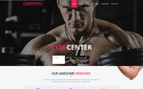 InShape: Gym, Body Building, Fitness Website Template