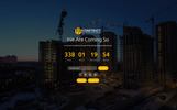 RAIN - Coming Soon Html Responsive Specialty Page