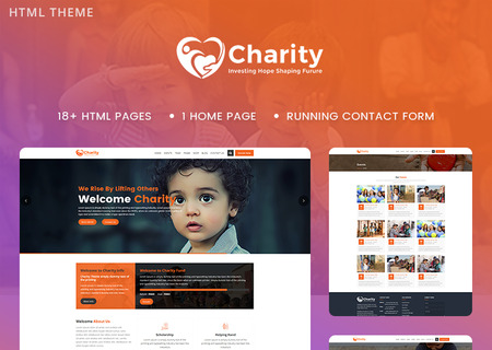Charity : Crowd Fund, Non Profit