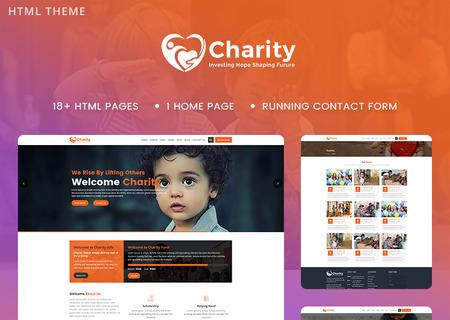 Charity : Crowd Fund, Non Profit