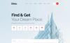 Dislu Directory & Listings PSD Template Big Screenshot