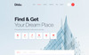 Dislu - Directory & Listings Website Template Big Screenshot