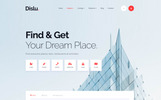 Dislu - Directory & Listings Website Template