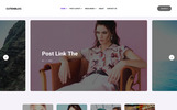 GutenX : Personal Blog WordPress Theme