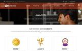 Plantilla Web para Sitio de Hosting