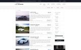"""""""Autozone - Auto Dealer Bootstrap HTML5"""" 响应式网页模板"""