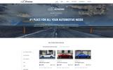 """""""Autozone - Auto Dealer Bootstrap HTML5"""" modèle web adaptatif"""