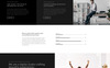 Extra - Business Responsive HTML Landing Page Template Big Screenshot