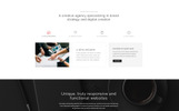 Extra - Business Responsive HTML Landing Page Template