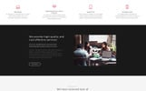 Consent - Digital Agency HTML5 Landing Page Template
