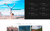 Thunder - Fitness & Gym HTML5 Landing Page Template Big Screenshot