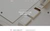 Reszponzív Medium - Web Agency HTML5 Nyítóoldal sablon Nagy méretű képernyőkép