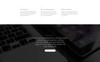 Reszponzív Befektetési társaságok témakörű  Weboldal sablon Nagy méretű képernyőkép