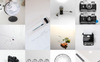 "HTML шаблон ""Crisp - Vivid Designer Portfolio Multipage"" Большой скриншот"