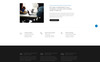 Crisp - Vivid Designer Portfolio Multipage Website Template Big Screenshot