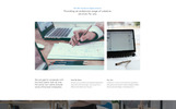 Mservice - Stylish Creative Agency Multipage Website Template