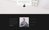 Responsivt Uprise - Business HTML5 Landing Page-mall