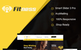 JD Fitness - Best Gym & Fitness Joomla Template
