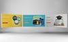 Visual-Business-Set-2 PowerPoint Template Big Screenshot