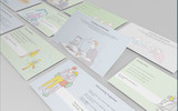 "PowerPoint Vorlage namens ""Human Emotions Illustrative"""