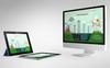 "PowerPoint Vorlage namens ""Mega Environment"" Großer Screenshot"