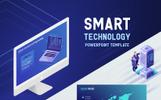 """Smart Technology"" modèle PowerPoint"