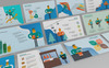 Professions Infographic PowerPoint Template Big Screenshot