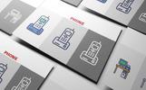 Smart Flat Presentation PowerPoint Iconset-mall