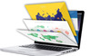 Smart World Map Infographics PowerPoint Template Big Screenshot