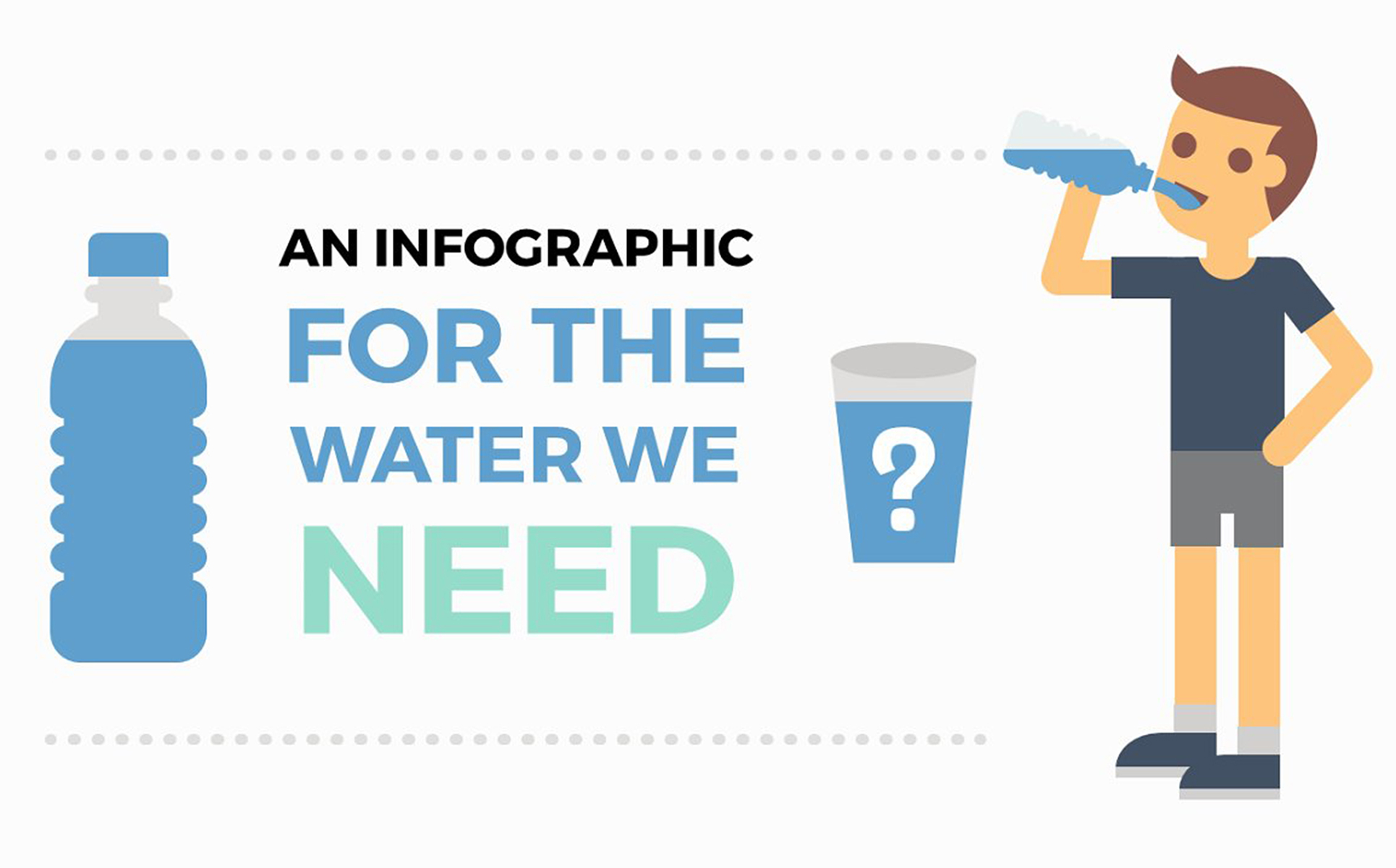 drink water powerpoint template 75632