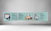 Plantilla PowerPoint para Sitio de Arte y Cultura Captura de Pantalla Grande